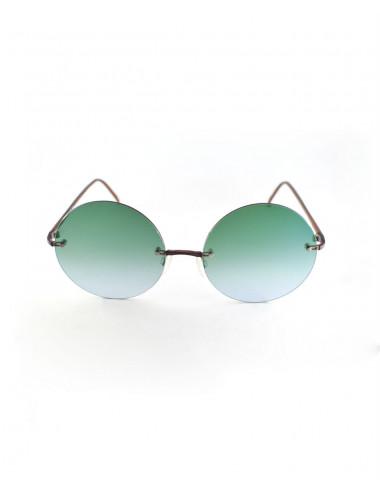 SAMA Sama Rush round 66 blu  EyewearShop Online
