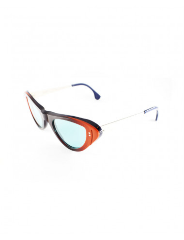 RAPP Jane orange blue grad (pezzo unico)