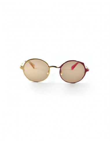 MM 0038  4 gold red