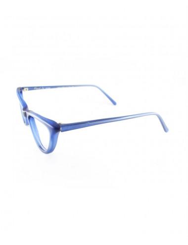 041 blue matt (unique piece)